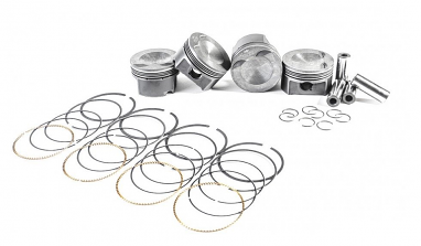 IE Spec Mahle Piston Set- 83mm For 2.0T Gen 3