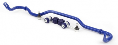Rear Roll Control Sway Bar Stabilizer Kit w Heavy Duty Endlinks - 24mm