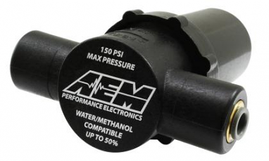 AEM Water/Methanol Injection Inline Filter