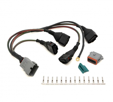 Repair/Update Harness With 4-Wire Coils For Audi/Volkswagen 1.8T