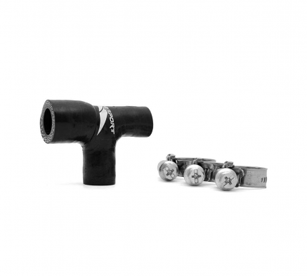 Breather Hose Throttle Body To Check Valve Silicone For AAN URS4/S6