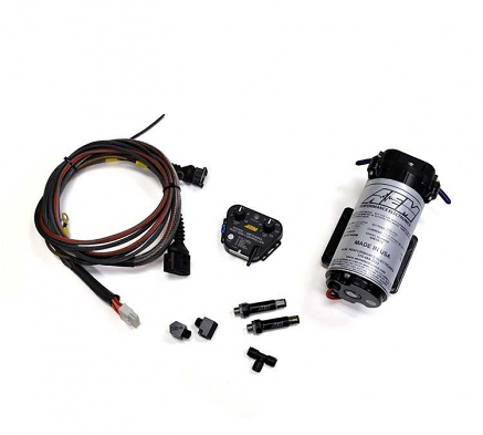 In Dual-Nozzle Aem Water/Methanol (WMI) Injection Kit For Complete 2.7T Plug