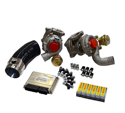 Stage 3 Turbo Kit For B5 Audi S4 & C5 A6/Allroad 2.7T RS4 K04