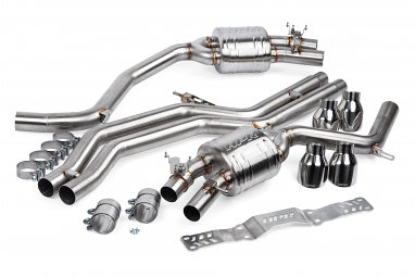 APR Catback Exhaust System For Audi S6 & S7 4.0 TFSI (C7/C7.5)