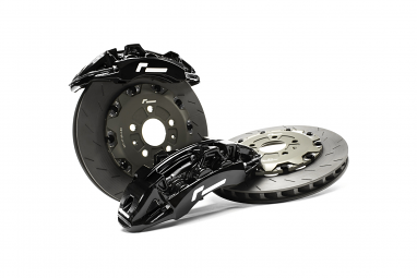 Racingline Big Brake Stage 3 Kit For VW/Audi MQB - 355mm (Black)