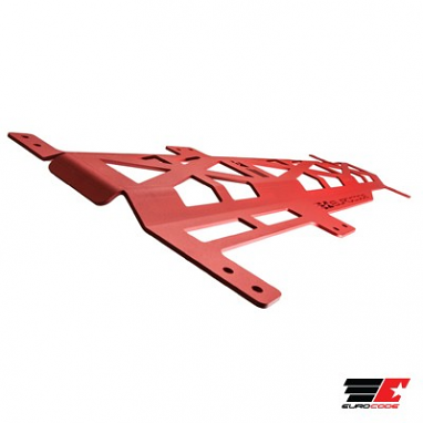 Eurocode USS MK7 GTI/Golf Tunnel Brace - Red