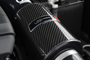 USP Tear-Duct MQB Cold Air Carbon Intake