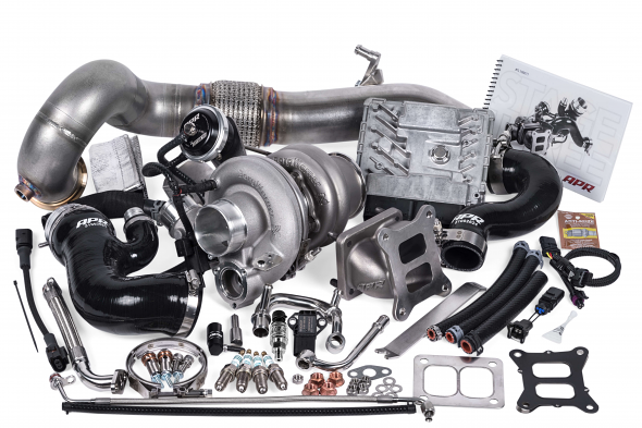 APR EFR7 163 Stage 3 Turbo Kit System FWD For MQB (ROW)