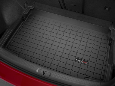 WeatherTech Cargo/Trunk Liner - Lowest Position (Black) - For MK7 GTI/Golf/R