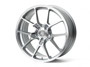 Neuspeed RSe10 Light Weight Wheel - 18X9.0 ET40 - Machine Silver