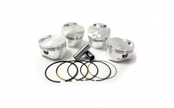 JE Pistons Set For VW 2.0L 9A 16V - 83mm 11.5:1