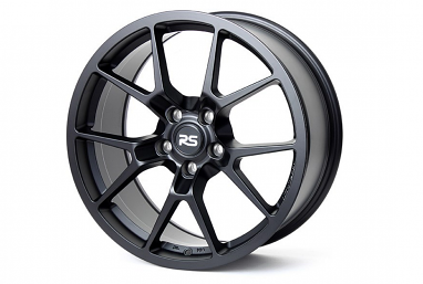 Neuspeed RSe10 Light Weight Wheel - 18X9.0 ET40 - Satin Black