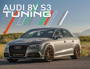 IE Stage 2 Performance Tune for 8V Audi S3