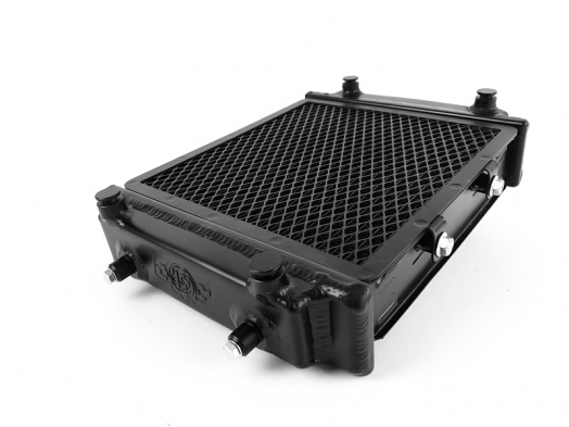 CSF Quadruple Pass DSG Cooling Water Radiator For VW/Audi MQB