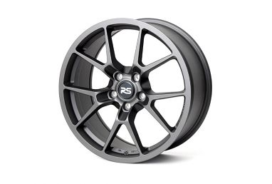 Neuspeed RSe10 Light Weight Wheel - 18X9.0 ET40 - Satin Gun Metallic