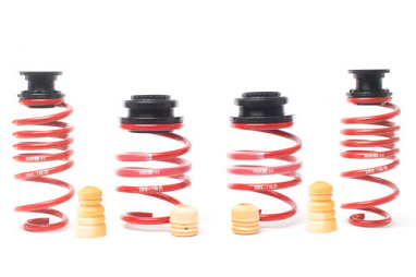 H&R VTF Adjustable Lowering Springs for Audi RS3 and S3 - Non-Mag Ride