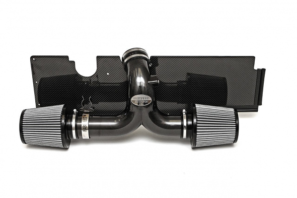 Fabspeed Carbon Fiber Competition Air Intake System For Porsche 997 Carrera (2005-2008)