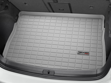 WeatherTech Cargo/Trunk Liner - Highest Position (Grey) - For MK7 GTI/Golf/R