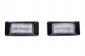 Complete License Plate LEDs Audi B8