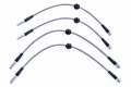 USP Stainless Steel Brake Line Kit- B8 A4/A5/S4/S5