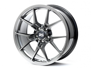 Neuspeed RSe10 Light Weight Wheel: 18x8.5 ET45 Hyper Black