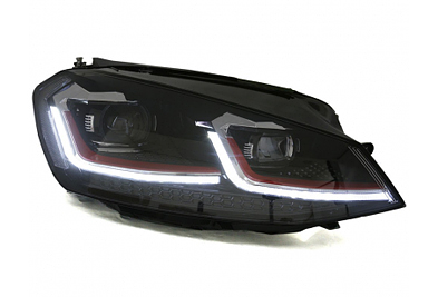RFB MK7.5 Dynamic Headlights