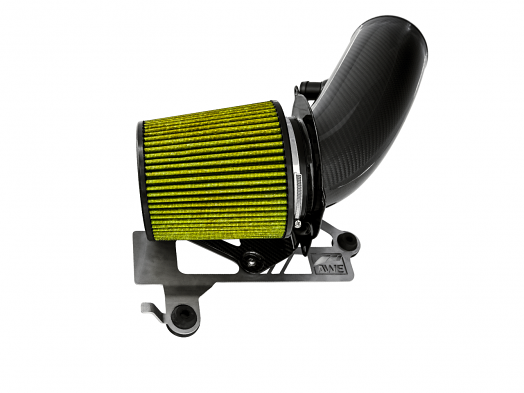 "AWE 4.5"" S-FLO Shortie Carbon Intake For Audi RS3/TTRS 2.5T"