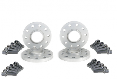 H&R Wheel Spacer Kit with Bolts - 10 and 15mm (66.5mm Hub)