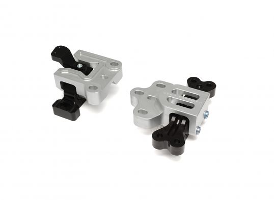 034 Streetsport Engine & Transmission Mount Set For VW R32 & Audi A3, TT
