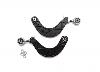 034 Control Arm Pair Motorsport Rear Upper - Adjustable