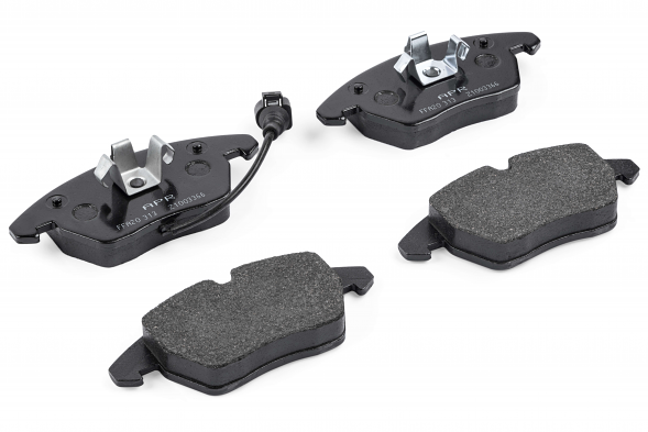 APR Direct Replacement Brake Front Pads For VW/Audi Gen 1