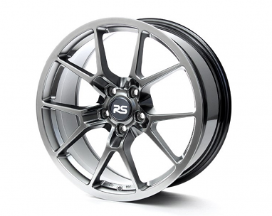 RSe10 Light Weight Wheel - 18X8.0 45ET - Hyper Black