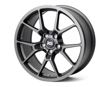 RSe10 Light Weight Wheel - 18X8.0 45ET - Satin Gun Metallic