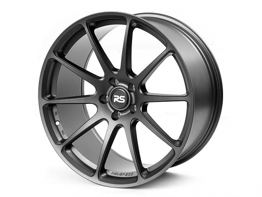 RSe102 Light Weight Wheel - 19x9.0 45ET - Gun Metallic - Satin