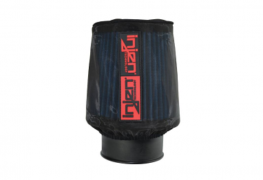 Injen Air Intake Water Repellent Pre-Filter Sock (Black)