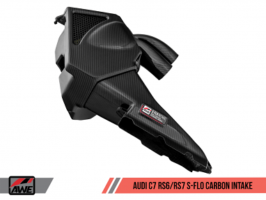 AWE Tuning Carbon Fiber Intake Gen 2 For RS6/RS7 4.0T S-FLO