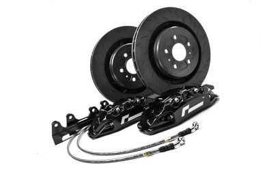 Racingline Big Brake Stage 2 Kit For VW/Audi MQB - 345mm (Black)