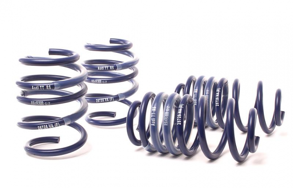 H&R Sport Lowering Springs For Audi TTRS (8S)
