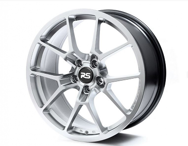 Neuspeed RSe10 Light Weight Wheel: 19x8.5 - Hyper Silver