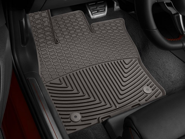 WeatherTech All-Weather Floor Mats for Front Row (Cocoa) - For MK7 GTI/Golf/R