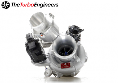 TTE 475 Upgraded Turbocharger For MQB Platform