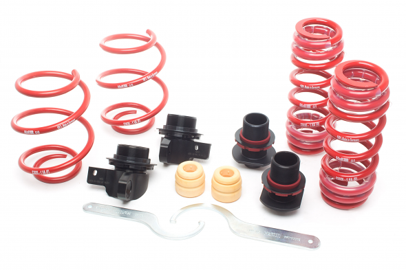 H&R VTF Adjustable Lowering Springs for BMW M3 (G80) and M4 (G82)