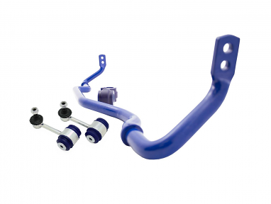 SuperPro Roll Control Sway Bar Stabilizer Kit w/ End Links - Rear 22mm