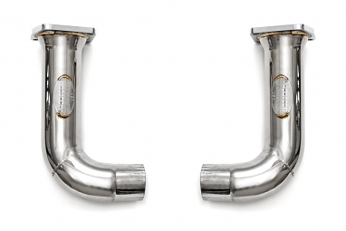 Fabspeed Cat Bypass Pipes For Porsche 991 Turbo / Turbo S (2013-2016)