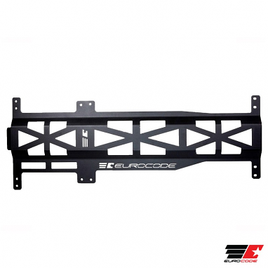 Eurocode USS MK7 GTI/Golf Tunnel Brace - Black