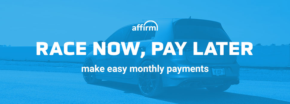 Buy Performance Parts Now And Pay Later With Affirm